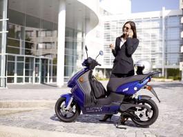Scooter électrique GO S2.4