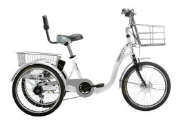 Tricycle electrique E132 Monty