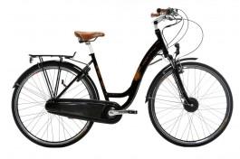 Vélos électrique noir
