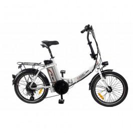 Vélo électrique HP-36V Blanc