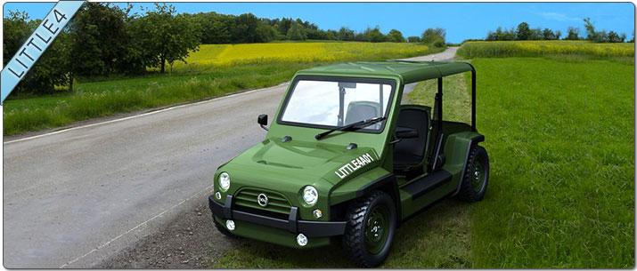 Little4 voiture électrique